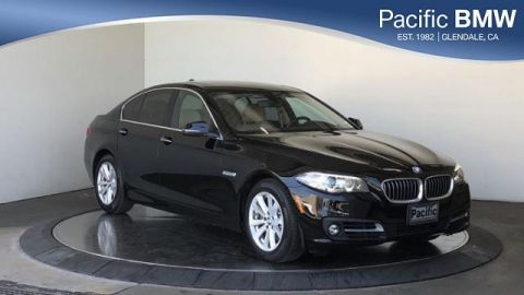 Certified Pre-Owned 2016 BMW 5 Series 4dr Sdn 528i RWD