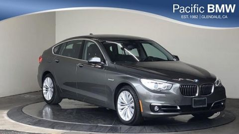 Certified Pre-Owned 2016 BMW 5 Series Gran Turismo 5dr 535i Gran Turismo RWD