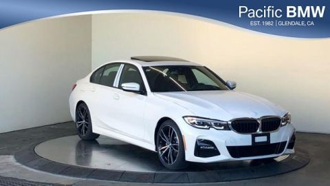 New 2019 BMW 3 Series 330i Sedan