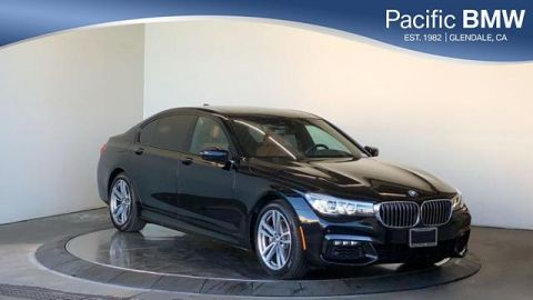 Certified Pre-Owned 2016 BMW 7 Series 4dr Sdn 740i RWD