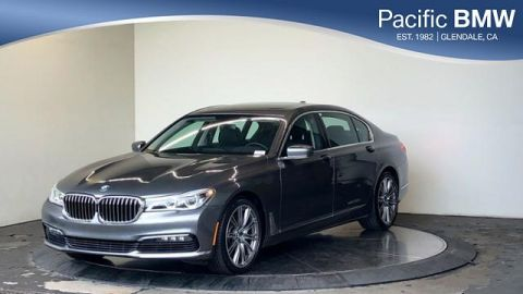 Certified Pre-Owned 2016 BMW 7 Series 4dr Sdn 750i RWD