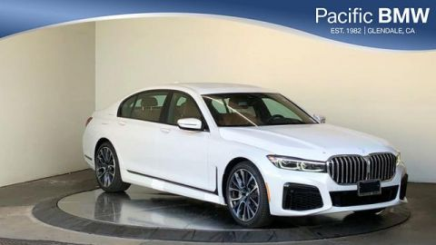 New 2020 BMW 7 Series 740i Sedan