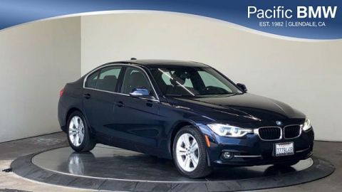 Certified Pre-Owned 2017 BMW 3 Series 330i Sedan