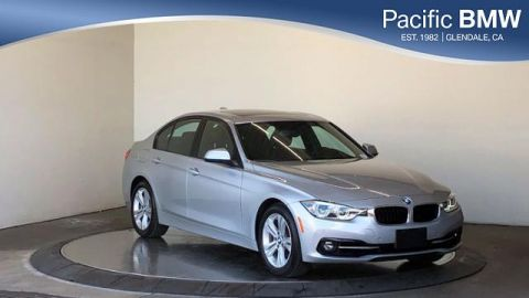 Certified Pre-Owned 2016 BMW 3 Series 4dr Sdn 328i RWD SULEV