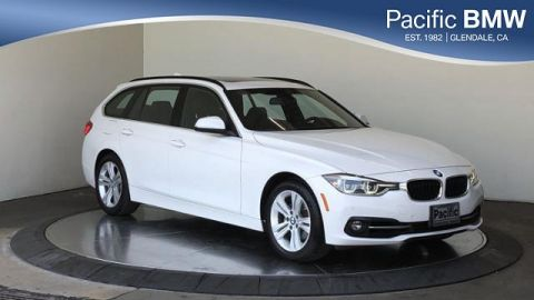 Certified Pre-Owned 2016 BMW 3 Series 4dr Sports Wgn 328i xDrive AWD
