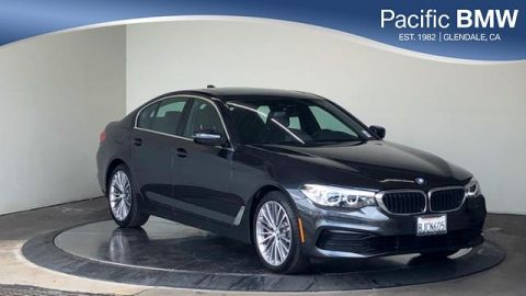 Pre-Owned 2019 BMW 5 Series 530i Sedan