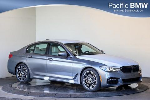 New 2020 BMW 5 Series 540i Sedan