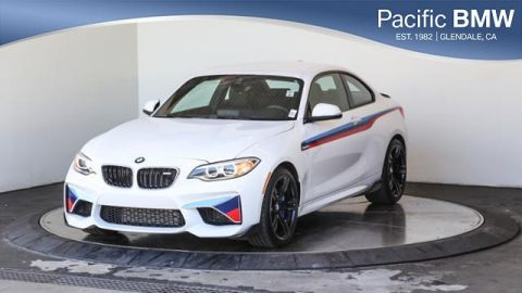 Certified Pre-Owned 2017 BMW M2 Coupe