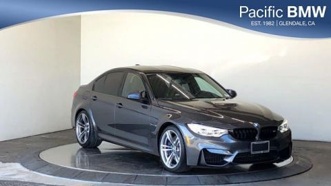 Certified Pre-Owned 2016 BMW M3 4dr Sdn